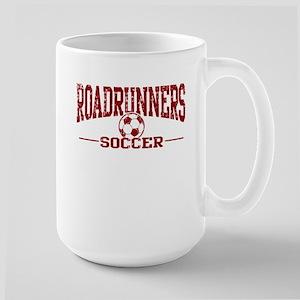 Roadrunners Soccer Large Mug