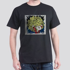 SHAGGY AFRO DOG HAIR T-Shirt