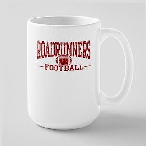 Roadrunners Football Large Mug