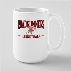 Roadrunners Basketball Large Mug