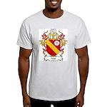 Touw Coat of Arms Ash Grey T-Shirt
