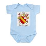 Touw Coat of Arms Infant Creeper