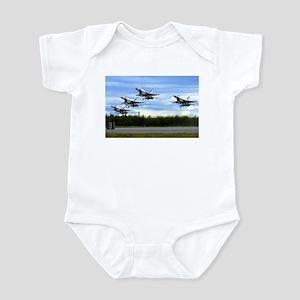 Thunderbirds Take Off Infant Bodysuit