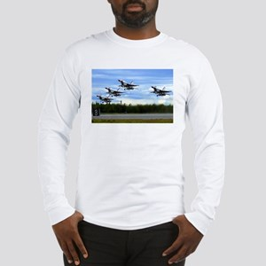 Thunderbirds Take Off Long Sleeve T-Shirt