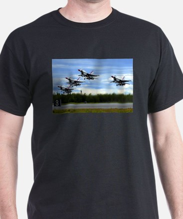 Thunderbirds Take Off T-Shirt