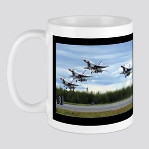 Thunderbirds Take Off Mug