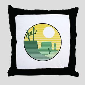 CACTUS_0920 Throw Pillow