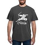 iNinja Mens Comfort Colors Shirt
