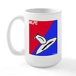 Major League Pussy Eating Large Mug