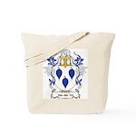 Van der Tol Coat of Arms Tote Bag