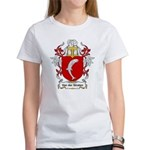 Van der Straten Coat of Arms Women's T-Shirt