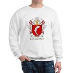 Van der Straten Coat of Arms Sweatshirt