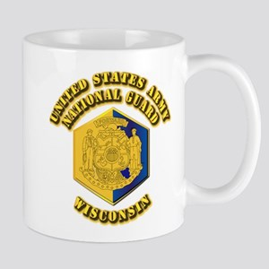 Army National Guard - Wisconsin Mug