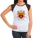 Van der Steen Coat of Arms Women's Cap Sleeve T-Sh