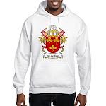 Van der Steen Coat of Arms Hooded Sweatshirt