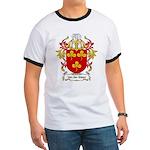 Van der Steen Coat of Arms Ringer T