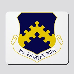 8th Fighter Wing Mousepad