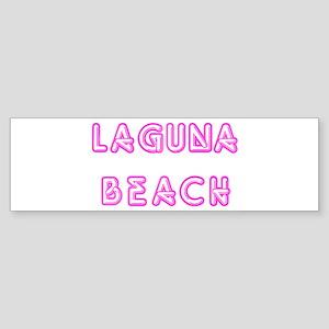 Laguna Beach Bumper Sticker
