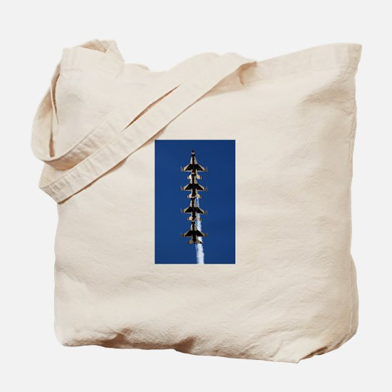 Thunderbirds Trail Tote Bag