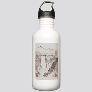 Waterfall Stainless Water Bottle 1.0L