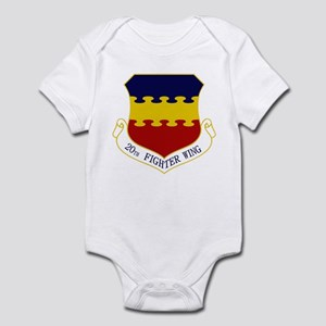 20th Fighter Wing Infant Bodysuit