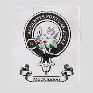 Badge - MacKinnon Throw Blanket