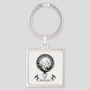 Badge - MacKinnon Square Keychain