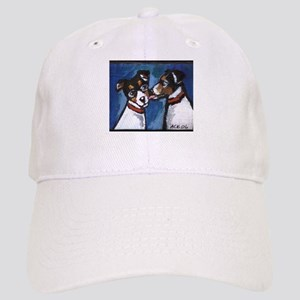 RAT TERRIER kiss Cap