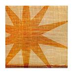Sunburst Tile Coaster
