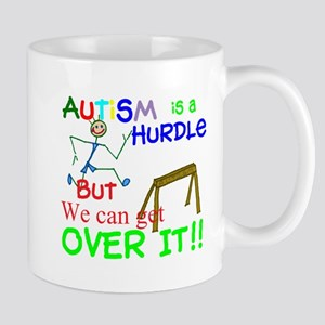 Autism is a Hurdle Mug