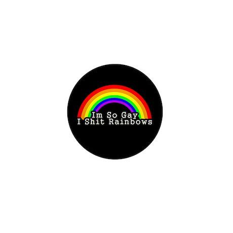 Im So Gay Mini Button