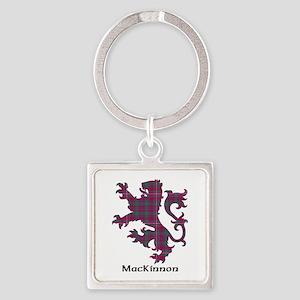 Lion-MacKinnon Square Keychain