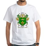 Schaak Coat of Arms White T-Shirt