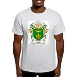 Schaak Coat of Arms Ash Grey T-Shirt
