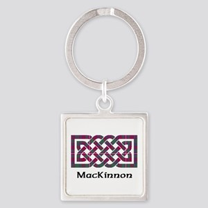 Knot-MacKinnon Square Keychain