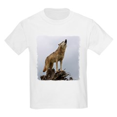 On Top of the World Kids T-Shirt