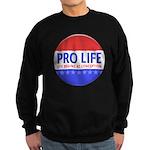 Pro Life Sweatshirt (dark)