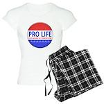 Pro Life Women's Light Pajamas
