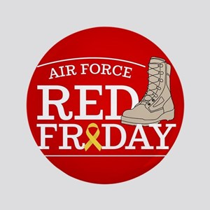 USAF RED Friday Boot Button