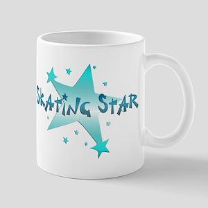 Skating Star Mug