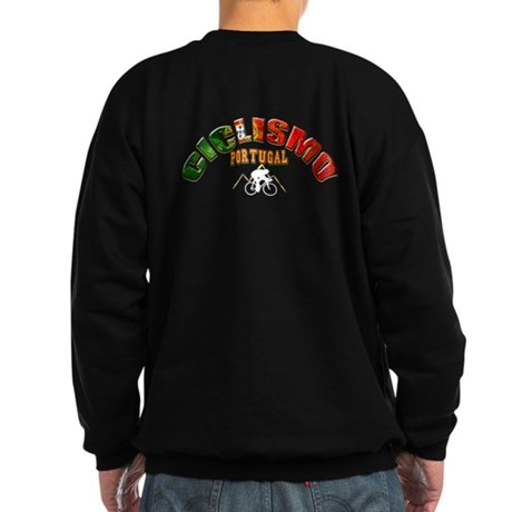 Portugal Cycling Sweatshirt (dark)