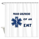 EMT Girlfriend Shower Curtain