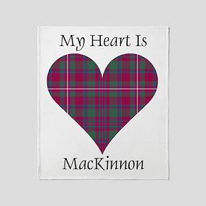 Heart-MacKinnon Throw Blanket