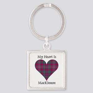 Heart-MacKinnon Square Keychain