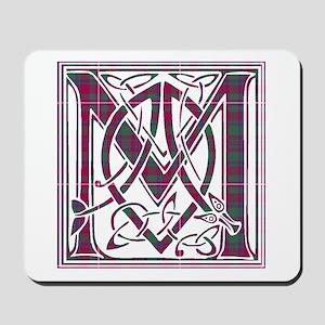 Monogram-MacKinnon Mousepad