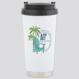 Alpha Gamma Rho Palm Chair Mugs
