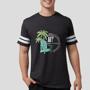 Alpha Gamma Rho Palm Chair Mens Football Shirt