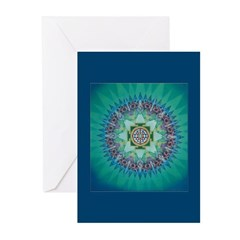Shri Yantra Cards (6)