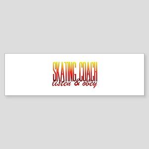 Coach design 3 Sticker (Bumper)