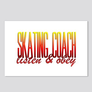Coach design 3 Postcards (Package of 8)